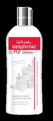 sampon-crema-nutrireparatoare-Gerovital H3 Derma+