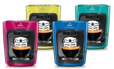 Adauga culoare gustului, cu noile espressoare Tchibo Cafissimo MINI