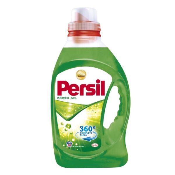 Noul Persil 360° Complete Clean, solutia completa pentru rezultate perfecte*!