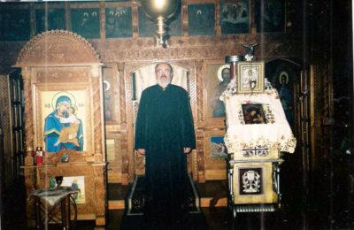 "Preot Vasile Purcărea: ""Sa-L primim pe Hristos sa se nasca in noi, in casa si in viata noastra!"""