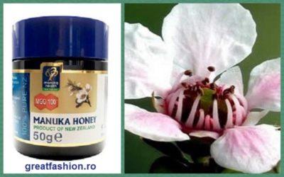 Mierea de Manuka, Regina sanatatii tale! 7 beneficii care te tin departe de 35 de boli