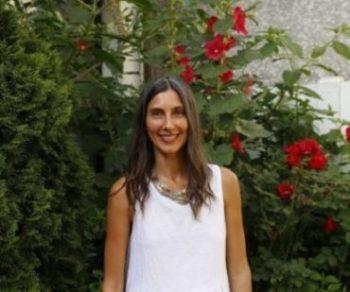 "Elena Francisc Ţurcanu: ""Traim, la nivel de umanitate, revenirea la Divinul Feminin. La puterea feminina."""