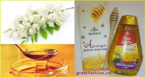 Mierea de salcam Roua florilor. Top 3 calitati de neegalat