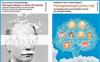 Doua carti fundamentale despre psihogenealogie