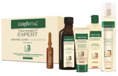 Farmec modernizeaza si extinde gama Gerovital Tratament Expert