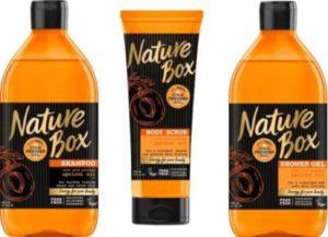 Nature Box valorifica tot ce are natura mai bun: Un par si o piele frumoasa in mod natural, pentru ca tu sa te simti bine atat in interior, cat si la exterior
