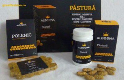 Polenic si Pastura cu Vitamina C de la ALBeeNA, gardienii anti-aging ai sanatatii noastre!