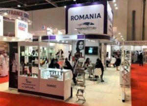 Farmec – prezenta constanta la cele mai importante targuri internationale de produse cosmetice