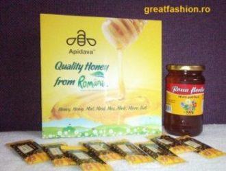 De ce sa alegi mierea poliflora Roua Florilor