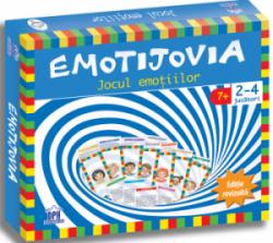 Emotijovia, Jocul emotiilor – Jocul copilului tau