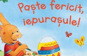 Carti inedite de povesti de Paste pentru copii de varste mici