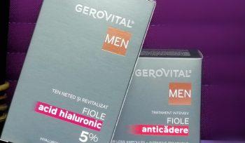 "Fiolele Gerovital Men obtin titlul de ""Best New Non-Food Product"" la Progresiv Awards"
