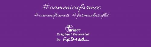 Farmec recunoaste si intensifica faptele bune  prin campania #Oamenicufarmec