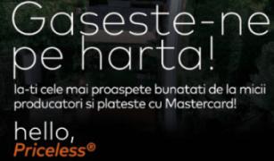 """Mastercard lanseaza """"Piata la drum"""", primul proiect din Romania care ii aduce pe micii comercianti de la marginea drumului in economia digitala"""