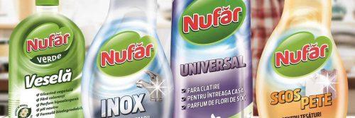 Vanzarile produselor de curatenie din portofoliul Farmec se dubleaza inaintea Sarbatorilor de Paste fata de restul anului