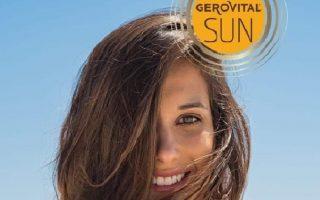 Farmec relanseaza gama GEROVITAL SUN cu noi formule inovatoare pentru o piele perfect protejata de razele soarelui