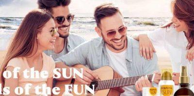 Gerovital, prezent la Neversea Beach cu doua produse solare in editie limitata